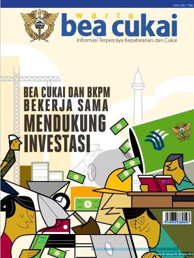 Warta Bea Cukai Volume 48, Nomor 10, Oktober 2016