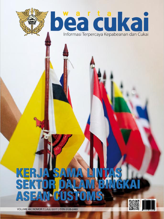 Warta Bea Cukai Volume 49, Nomor 7 Juli 2017