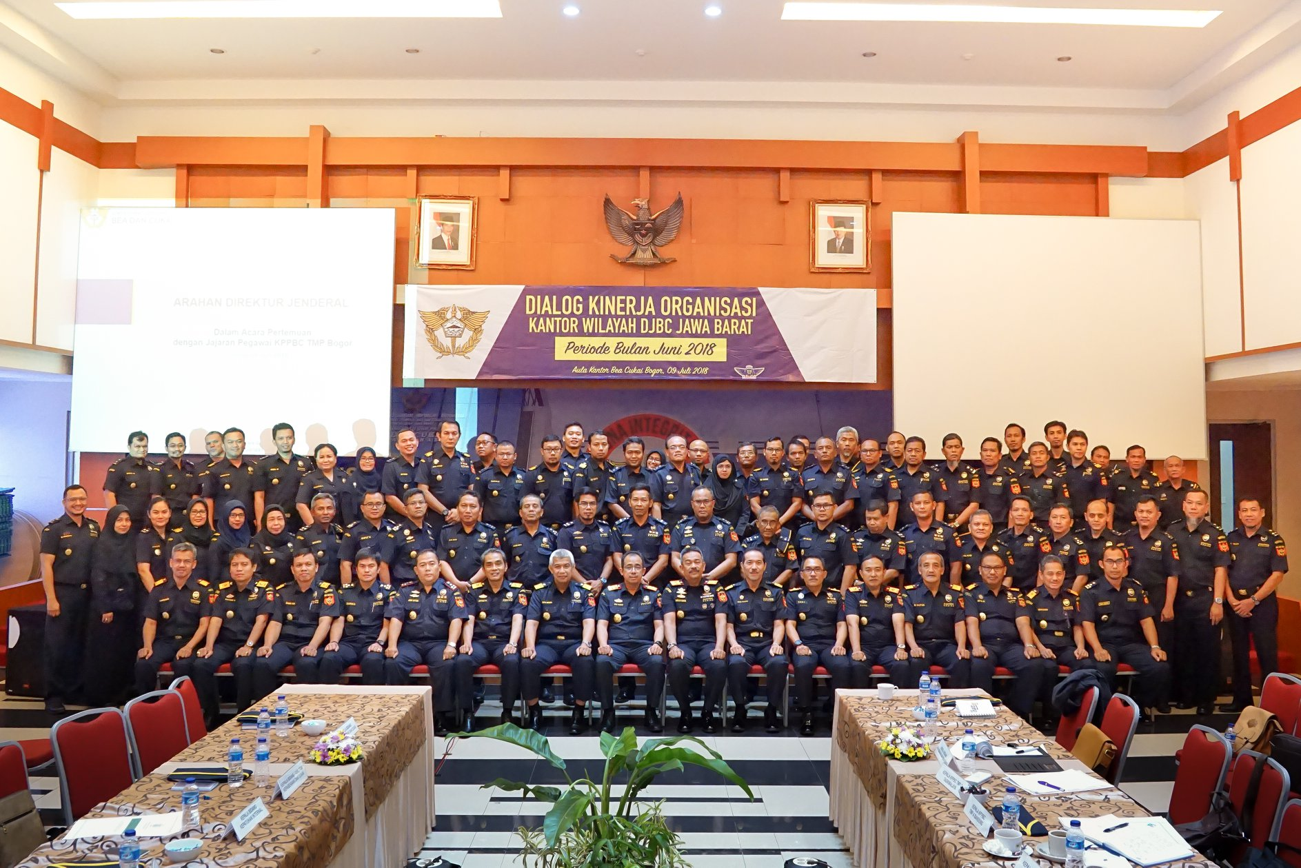 Bogor (09 07 2018) – Direktur Jenderal Bea dan Cukai 9d981333af