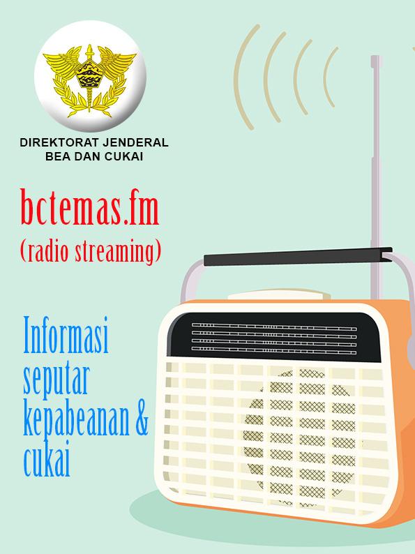 Radio Streaming Bea Cukai Tanjung Emas